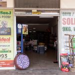 maize feed and seed store front