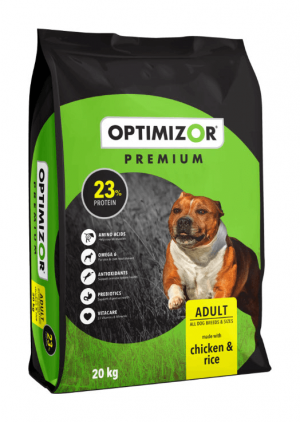Optimizor Adult Chicken And Rice