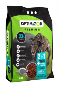 Optimizor Adult Gravy Coated 7 kg
