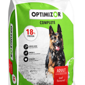 Optimizor Adult Complete Dog Food