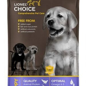 LIONELS CHOICE PUPPY DOG FOOD