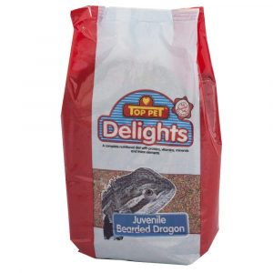 Delights for Bearded Dragons