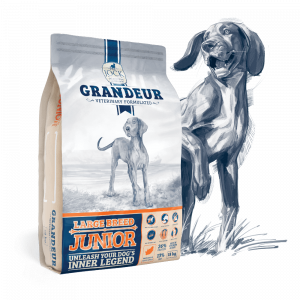 JOCK Grandeur Junior Dog Food