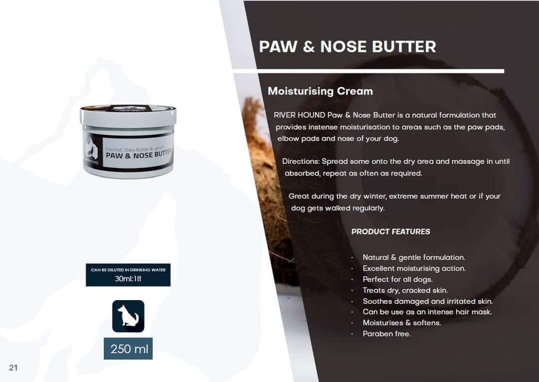 Paw And Nose Butter