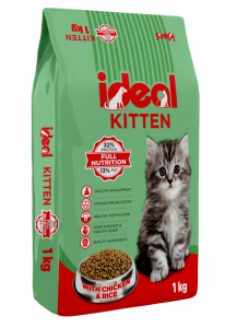 Ideal Supreme Kitten Cat Food
