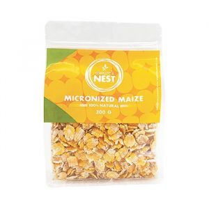 Natures Nest Micronized Maize