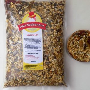 Macaw Treat Mix Seed