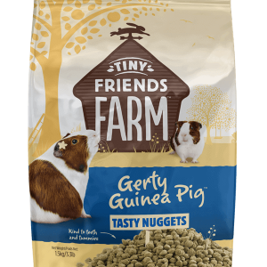 Gerty Guinea Pig Tasty Nuggets