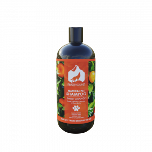 Sweet Orange Pet Shampoo