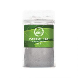 Natures Nest Parrot Tea