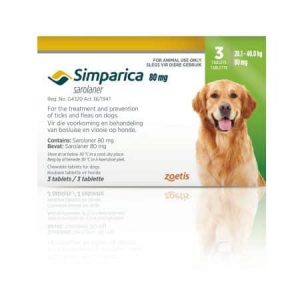 Simparica For Large Dogs