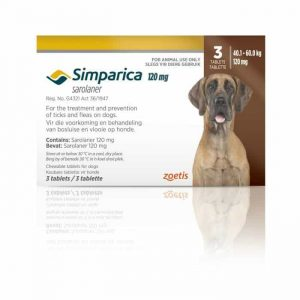 Simparica For Giant Breed Dogs